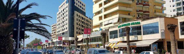 Bulevardi Ismail Qemali Vlore